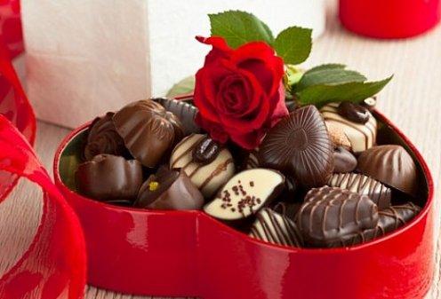Шоколад повышает настроение